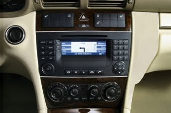 CD Mercedes NTG2 aps 50 Map disc Audio 50 V17